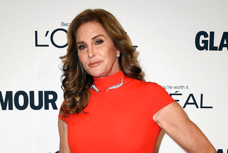 Caitlyn Jenner's campaign is going down in flames as she hangs out in Australia