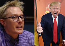 "Clay Aiken: ""Give Donald Trump a chance!"""