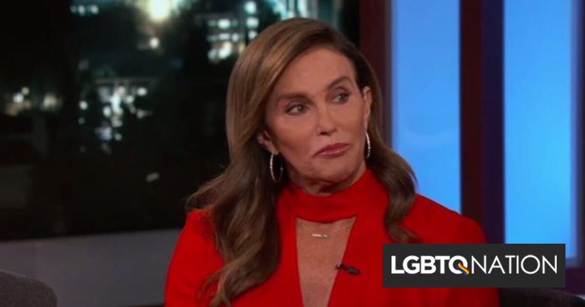 Caitlyn Jenner busted in bizarre lie after county records show she voted in last election after all