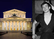 Russia's Bolshoi cancels ballet about gay dancer 3 days before premiere