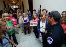 BREAKING: 2 more senators refuse to back Republican health care bill