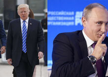 Don't expect Trump to bring up anti-LGBTQ abuses or election meddling with Putin