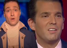 Randy Rainbow sets the Russian collusion scandal to 'Hamilton'