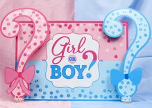 'Gender reveal' parties are real, and they sound awful