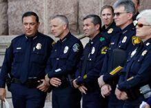 Texas Senate passes bathroom bill despite overwhelming police opposition
