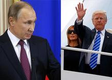 Top Democrats urge Trump: confront Putin over election meddling