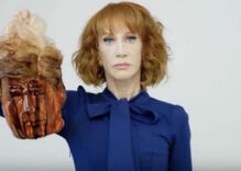 Art collectors are offering big bucks for the photo of Kathy Griffin holding Trump's head