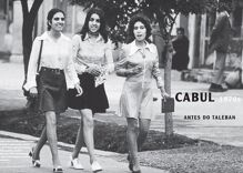 A 1972 photo of women in miniskirts convinced Trump to send more troops to Afghanistan