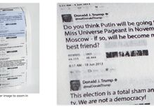 Amazon is selling Trump's tweets as toilet paper & you need some now