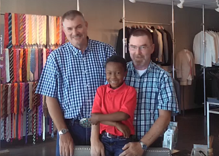 Gay couple sues small town officials who condoned months of attacks on their family