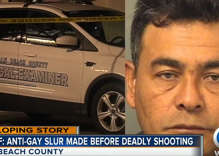Man shot to death defending his gay cousin in shocking hate crime