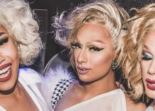 These drag queens kicked a gang of bashers' asses for punching a gay man