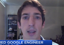 Google engineer: Being sexist today is like 'being gay in the 1950s'