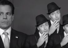 Randy Rainbow blows a fond kiss off to 'colorful & crazy' Anthony Scaramucci