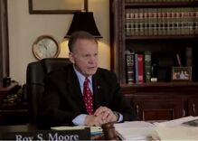 'Family values' Senate candidate Roy Moore accused of sexual contact with young girl