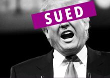 Trump is getting the crap sued out of him over his transgender military ban
