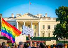 Most Americans oppose restricting the rights of LGBTQ people