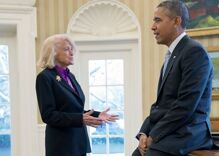 Barack Obama's beautiful tribute to Edie Windsor will leave you in tears