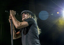 Kid Rock asks why 'is everything so gay' during political rant at his concert