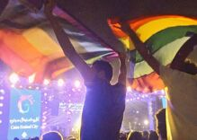 7 arrested in Egypt for raising rainbow pride flag at concert