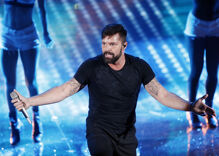 Ricky Martin slams Latinos who support Donald Trump