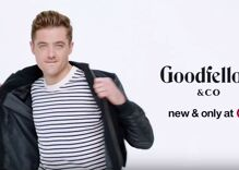 Gay soccer star Robbie Rogers is the face of Target's new clothing line