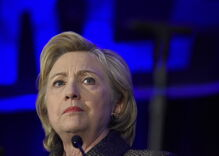 You'll ugly cry when you read this passage from Hillary's junked victory speech