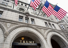 Here's how Trump Hotel staff were taught to handle the former president