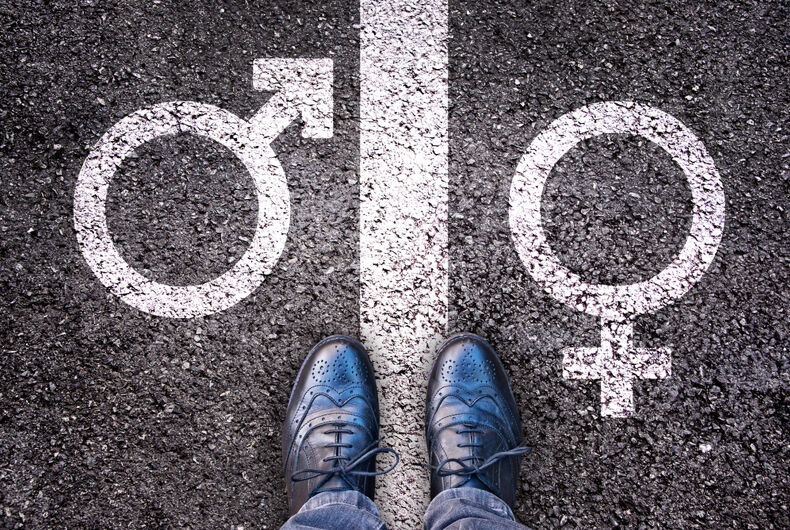 This is the most frustrating thing about being an ally to bisexual people