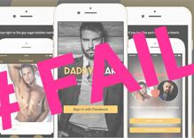The DaddyBear app just apologized to HIV+ men. It went really badly.