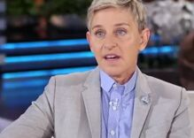 Ellen smacks down Eric Trump's 'Deep State' claim about her in hilarious monologue