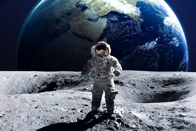 Trump nominates homophobe to head NASA