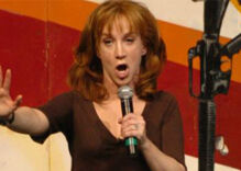 Kathy Griffin roasted Caitlyn Jenner so hard it burned her eyebrows