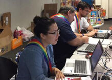 The Houston LGBT community won't be left behind because they're helping themselves