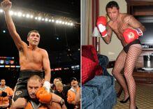 Oscar De La Hoya finally admits to crossdressing photos