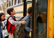 Two students were kicked off the school bus for being transgender