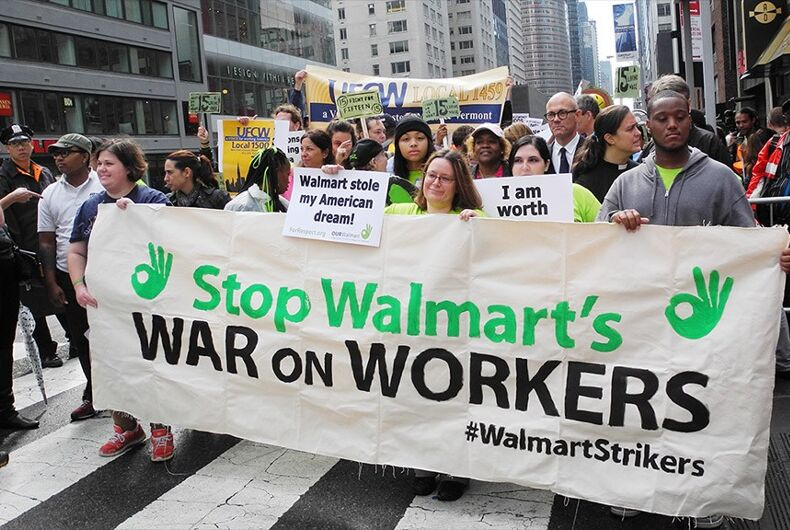 Walmart guilty of discriminating against another transgender woman