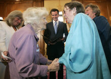 Iconic lesbian activist Phyllis Lyon passes away at 95