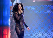 Cher will reunite with Meryl Streep for 'Mama Mia' sequel