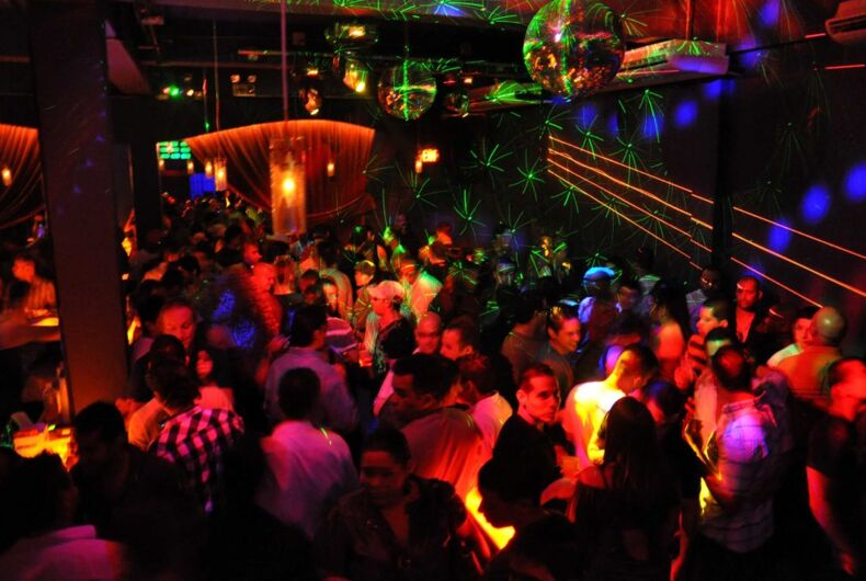 Someone tried to bomb a gay nightclub in Puerto Rico