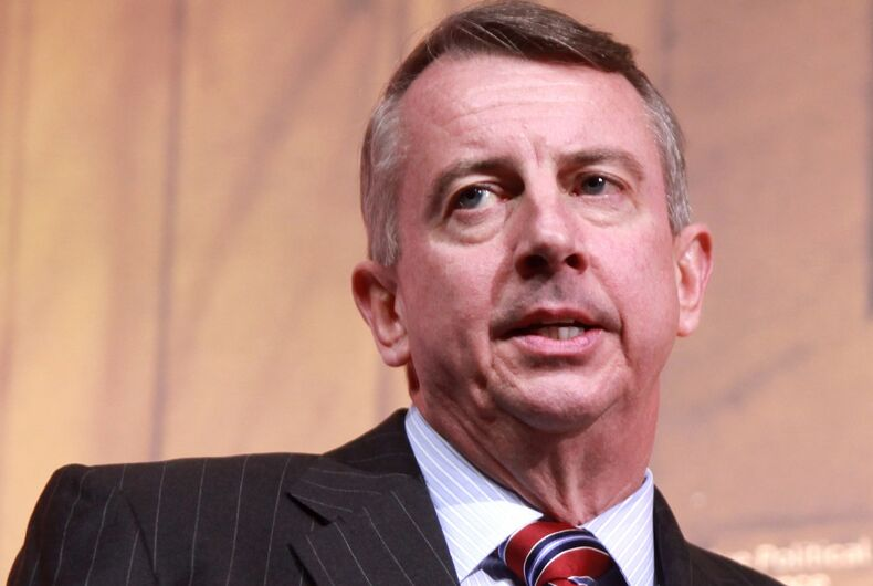 Republican candidate comes out against bathroom bills to get endorsement