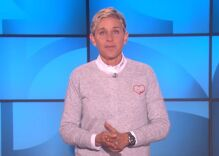 Ellen calls for people to hold onto hope & love after mass shooting in Las Vegas