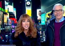Watch Kathy Griffin excoriate Anderson Cooper by reading a letter to him on stage