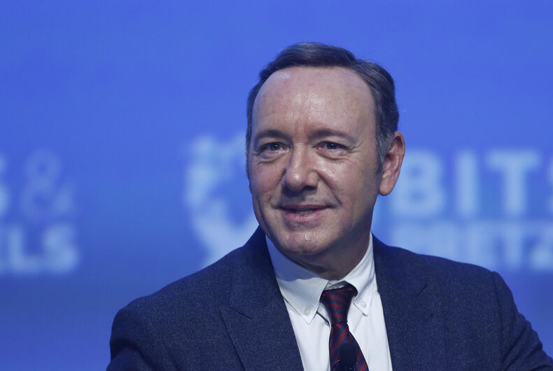 Kevin Spacey faces more sexual assault allegations & loses Emmy award