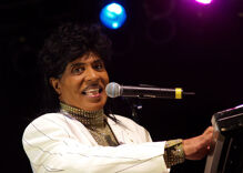 Little Richard condemns homosexuality as 'unnatural affection'