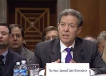 Republicans confirm Sam Brownback as 'Religious Freedom Ambassador'