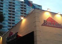 A man was shot outside a gay bar in Atlanta