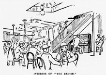 The Slide and the Excise Exchange: NYC's premier gay bars… in the 1890's