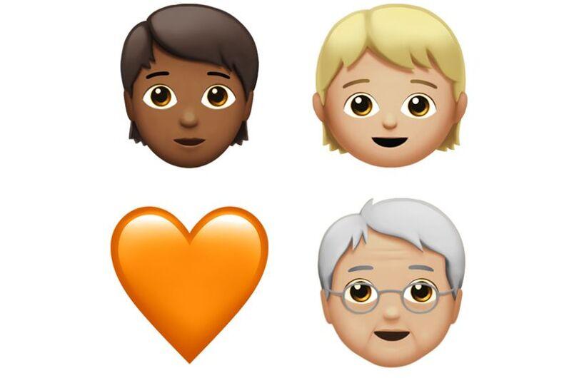 gender neutral emojis