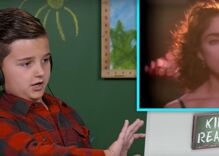 Watch these kids react to old Madonna videos